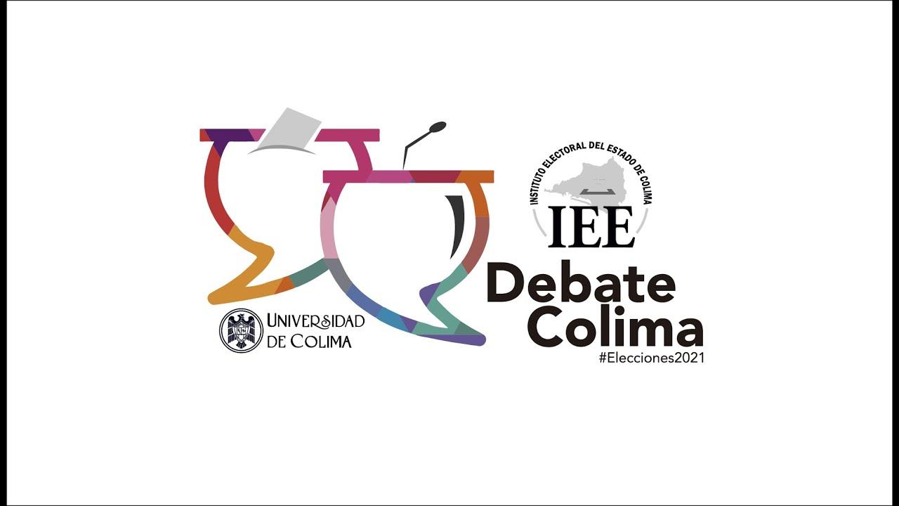 Debate entre candidatas y candidatos a la Gubernatura del Estado de Colima