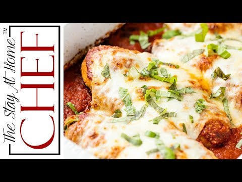How To Make The Best Chicken Parmesan