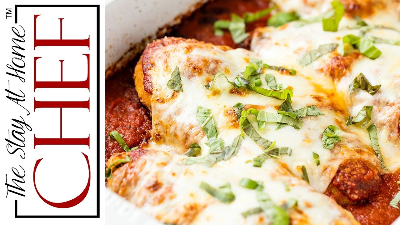 How To Make The Best Chicken Parmesan Youtube