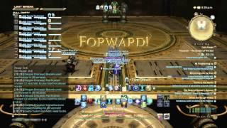 ffxiv heavensward gameplay 72 astrologian alexander the burden of the son a8