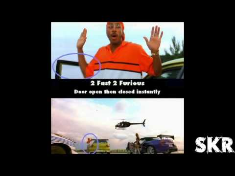 Movie Mistakes: 2 Fast 2 Furious (2003)