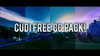 FORTNITE CC PACK! #1 - Link In Desc. (FREE)