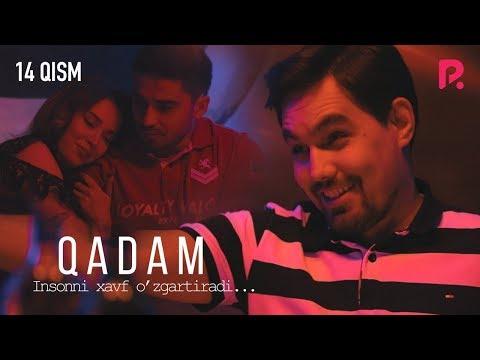 Qadam (o'zbek serial) | Кадам (узбек сериал) 14-qism