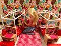 Barbie Sick Haley! Morning Routine!