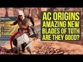 Assassin's Creed Origins Best Weapons NEW DUAL SWORDS - Blades of Thoth (AC Origins Best Weapons)