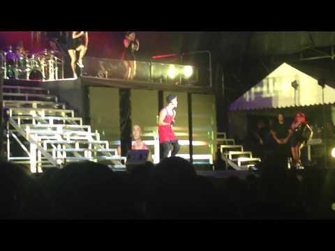 Justin Bieber Panama 24/10/13 - She Don't Like The Lights