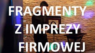 Iluzjonista Karol Sanetti - Pokazy iluzji na imprezie firmowej dla 50 osób - Zamość (Lubelskie)