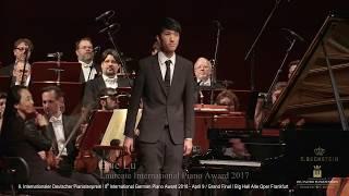 Chopin Ballade No. 4, Tschaikowky Concerto No. 1 - 8th International German Piano Award 2018