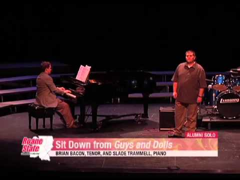 40 Years of Class Music Concert Segment 2 - Alumni Solos.mov
