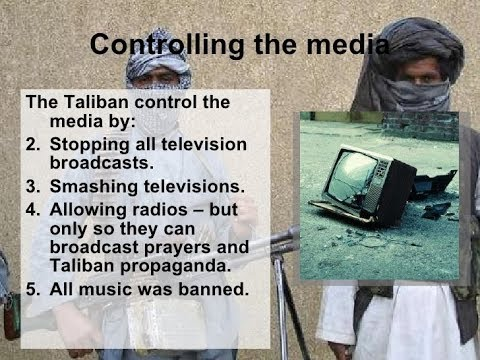 Top Secret ---The evil crime of Taliban
