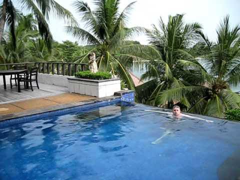 banyan tree bintan bayfront 2 bed pool villa youtube. Black Bedroom Furniture Sets. Home Design Ideas
