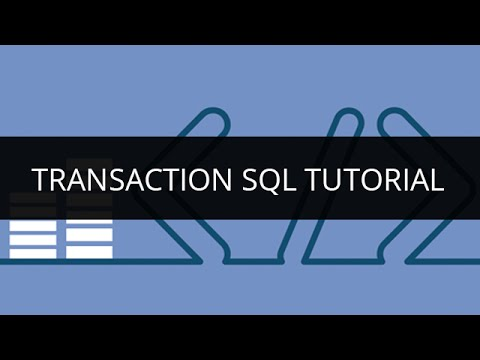 Transaction SQL Tutorial | SQL Commit and Rollback | ACID Property in SQL | Edureka