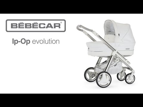 Cochecito 2 piezas Ip Op Evolution (Bebecar)