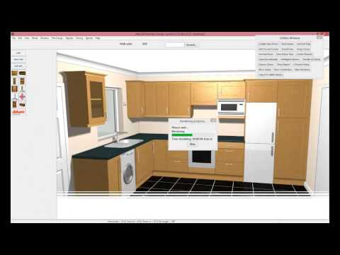 Design A Kitchen On An IPad With My Room Plan From ArtiCAD   YouTube Part 61