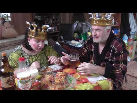 MUKBANG RUSSIA. PIZZA.Королевский ланч: пицца на лаваше