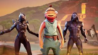THE REAL VOICE of FORTNITE SKINIn THIS OFFICIAL ANIMATION
