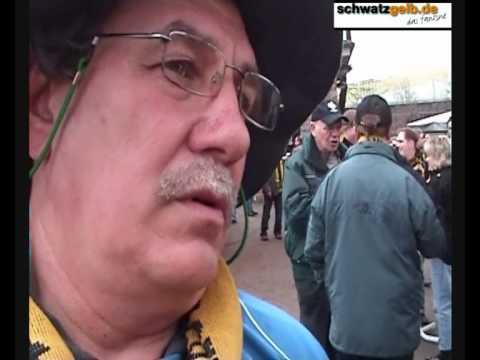 BVB-Hoffenheim Teil 1 TSG 1899 Borussia Dortmund Interview Fans Stimmung Ultras