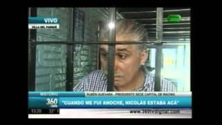 JUSTICIA POR NICOLAS PACHECO - ENTREVISTA A RUBEN GUEVARA PARTE 1