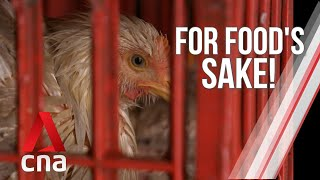 Investigating rising food prices: chickens & cockles | For Food's Sake! | Full Episode