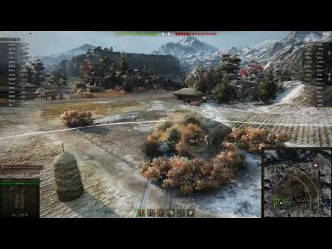 World of Tanks : STA-1 Top Tanker #1