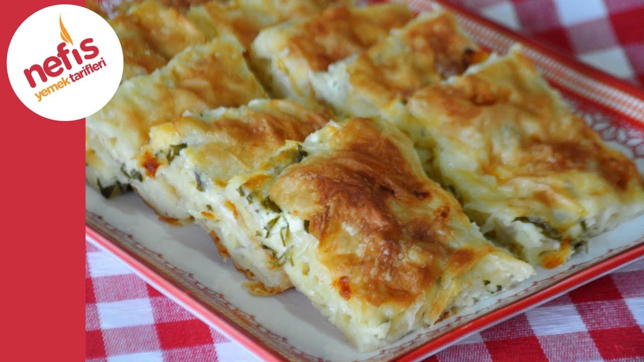 Peynirli Makarna Tarifi – Hamur İşleri