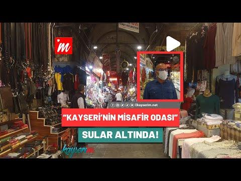 """""""Kayseri'nin Misafir Odası"""" Sular Altında!"""