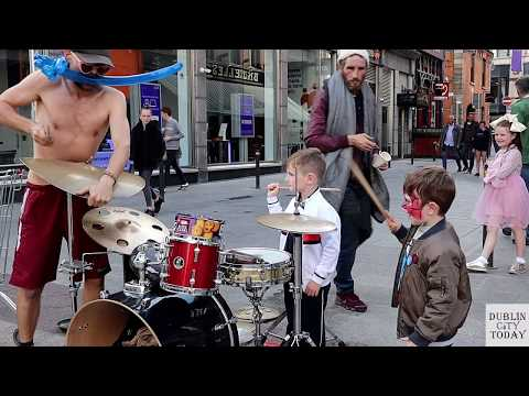 Jason McNamara Got A Helping Hand On His Latest Drum Solo From Some Special Guests