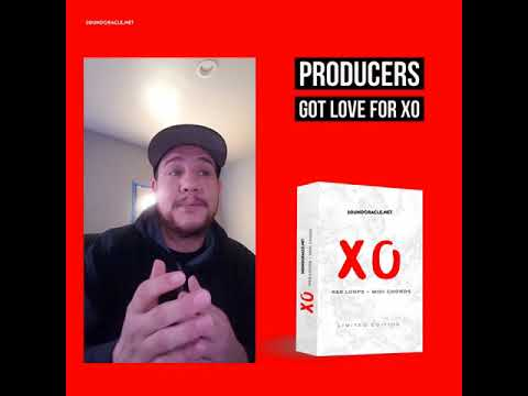Producers Got Love For XO (R&B + Midi Chord Progressions) sound library from SoundOracle.net.