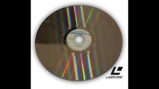 Оптический носитель данных LaserDisc