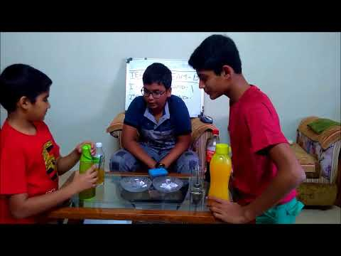 BYC GANGSTERS: FIRST SMOOTHIE CHALLENGE