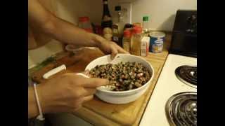 Vegan Protein Power - Cold Lentil And Black Bean Salad