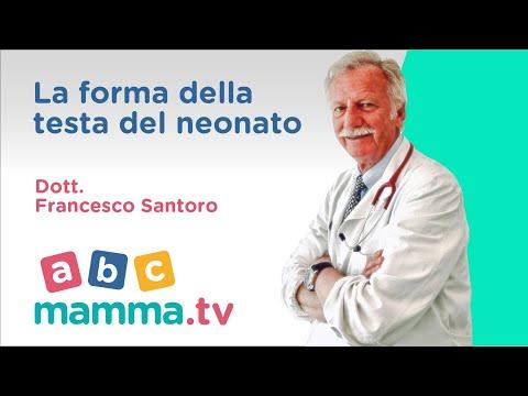 LA FORMA DELLA TESTA DEL NEONATO
