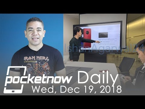 OnePlus 7 5G possible leaks, Huawei impressive sales & more - Pocketnow Daily