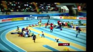Championnat du monde Istanbul 2012 Gaylord Silly