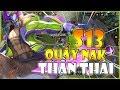 Liên Quân | Mùa 13 Quẩy Nak Siêu Thần Thái - Mạnh Gấp 100 Lần Phiên Bản Cũ Với Siêu quay Tay