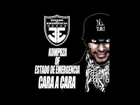 KOMPRZA - CARA A CARA. [LOS ANGELES RAP EN ESPAÑOL] CALIFORNIA
