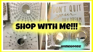 HomeGoods! SHOP WITH ME!; Large Black Family; MomentswMommy