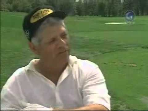 Lee Trevino driver golf swing