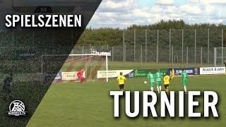Borussia Dortmund - SV Werder Bremen (U15 C-Junioren, Blitzturnier in Eichede) – Spielszenen