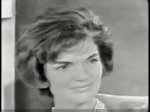 JACKIE KENNEDY INTERVIEW (MARCH 24, 1961)