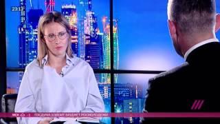 Спор Павла Астахова и Ксении Собчак