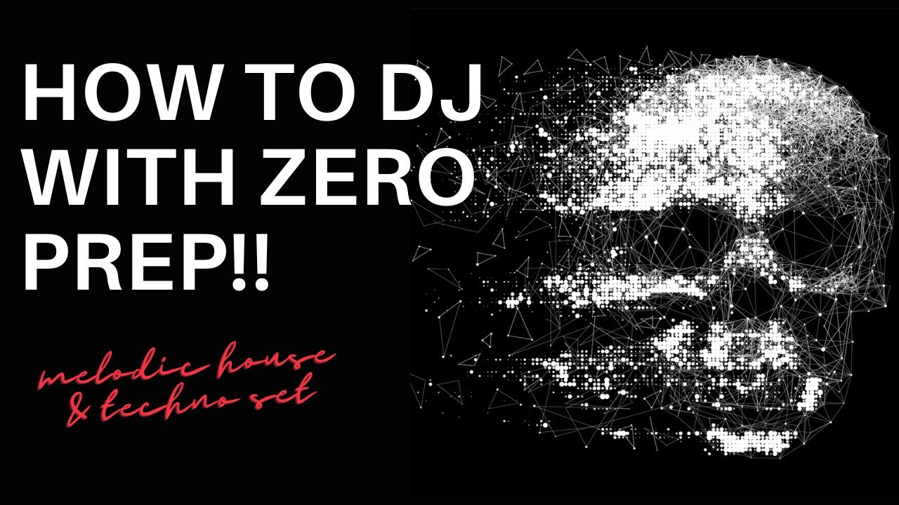 How To DJ With Zero Prep - Load Music and Play!! Image