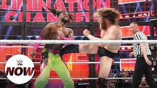 Full WWE Elimination Chamber 2019 results