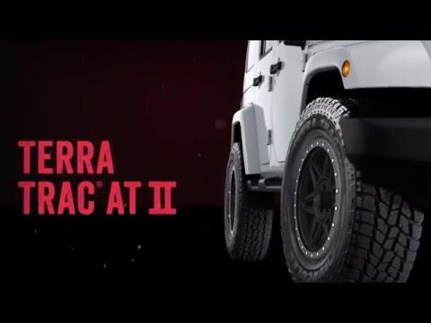 Hercules Tires Terra Trac AT II