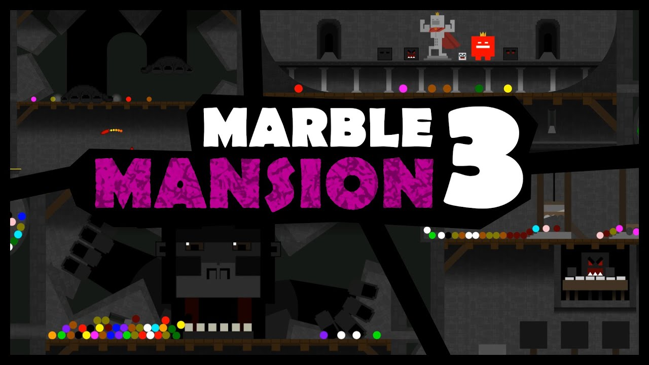 Escape from Marble Mansion 3