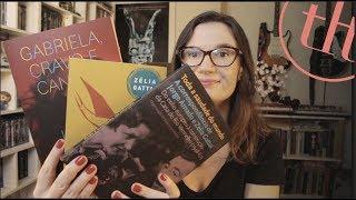 Gabriela, Cravo e Canela + Città di Roma + Toda a saudade do mundo