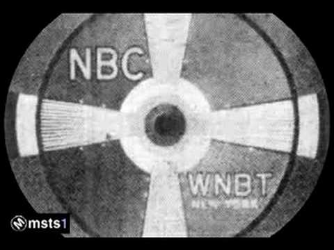 Old Test PatternsIDs From Print '40s'40s YouTube Delectable Old Tv Test Pattern