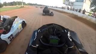 Eric Long Racing at Coleridge Speedway Clone Lite 7/25/15
