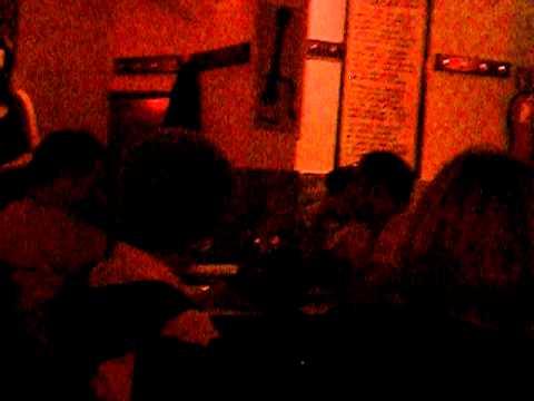 Fado singing in Caldo Verde Restaurant