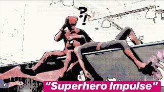 """Короткометражный сериал """"Супергеройский Impulse"""" Deadpool,Spider-Man, Batman, Superman"""